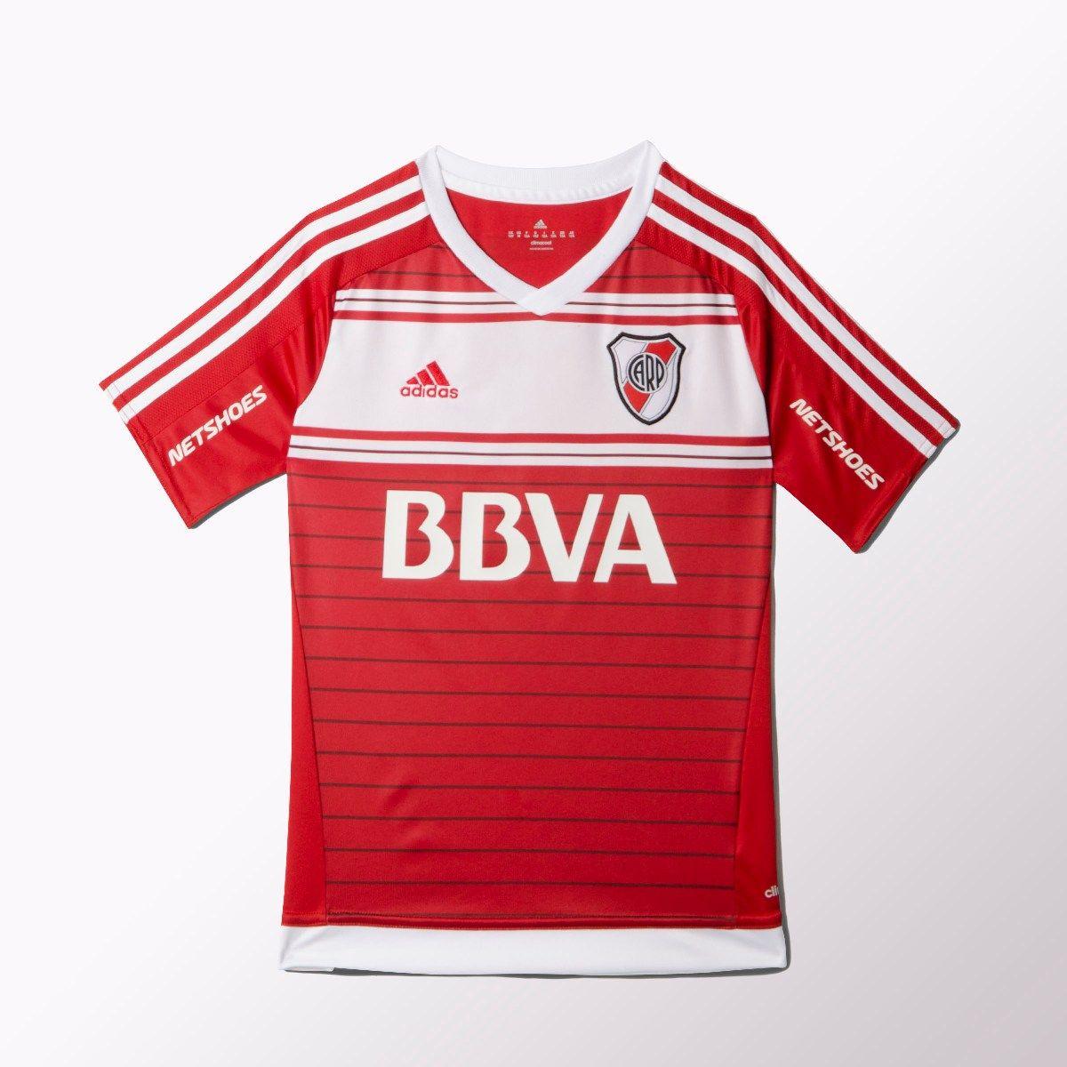 Mirá la nueva camiseta de River que estrenará ante Colón