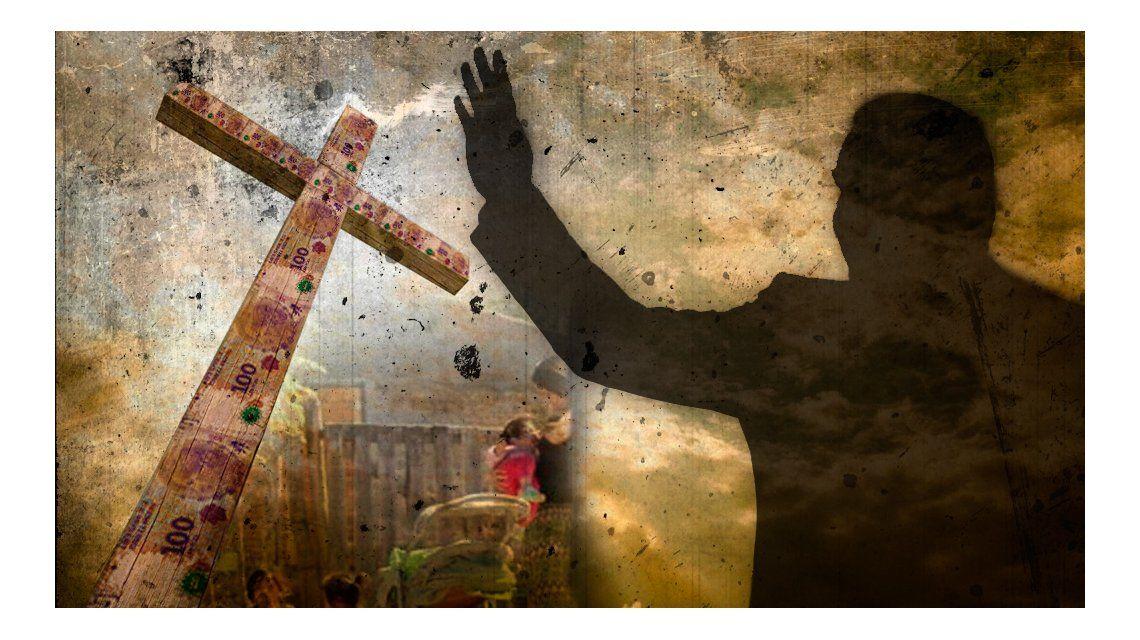 Un falso pastor estafó a sus fieles: pedía diezmo, celulares y hasta la AUH