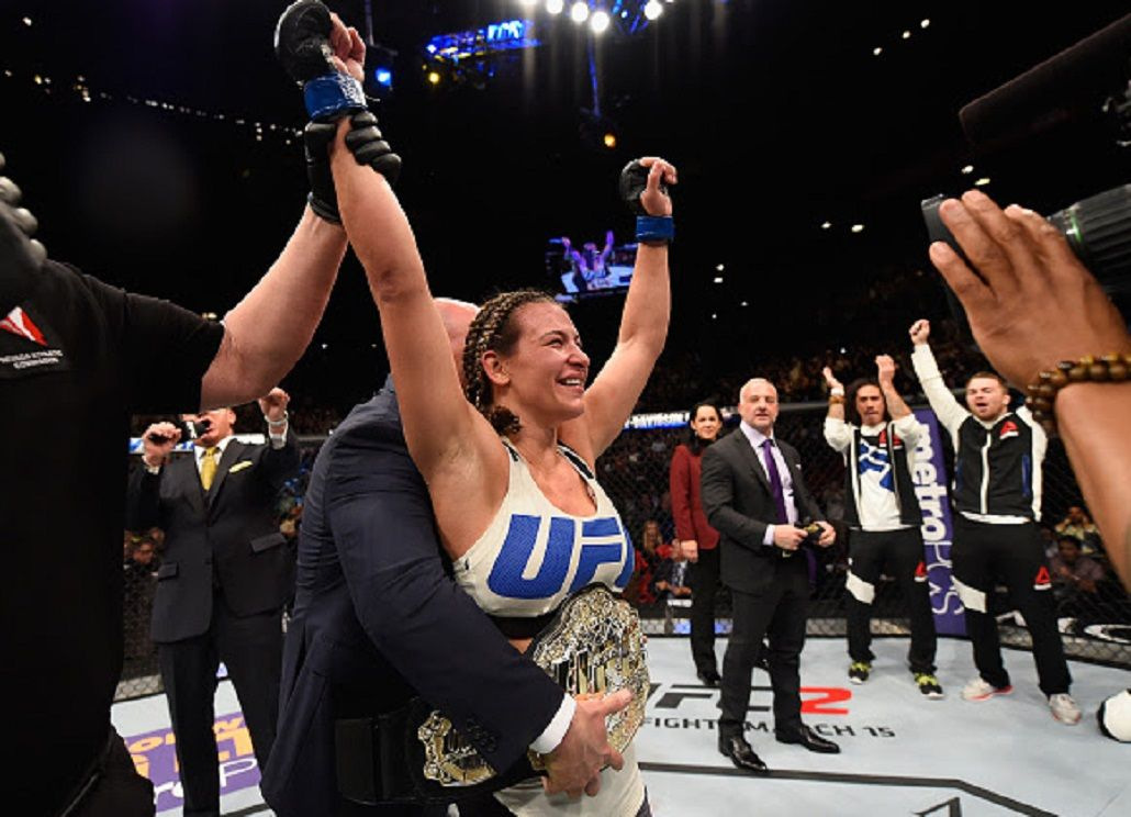 Así terminó el reinado de la mujer que desbancó a Ronda Rousey