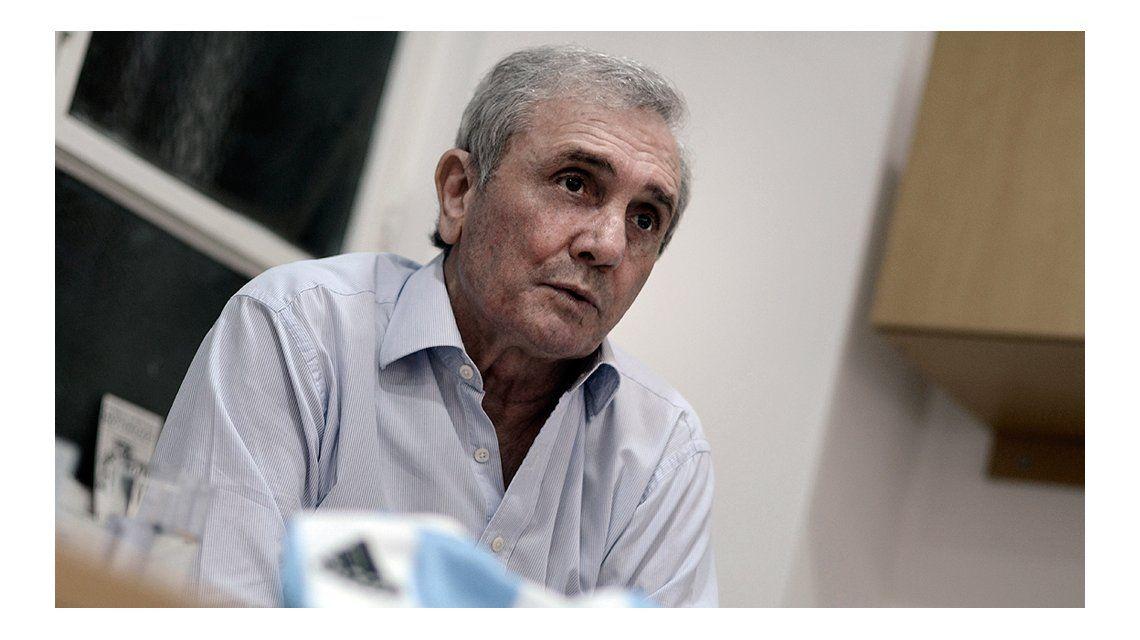 Roberto Perfumo, con pronóstico reservado: se cayó de una escalera y está grave