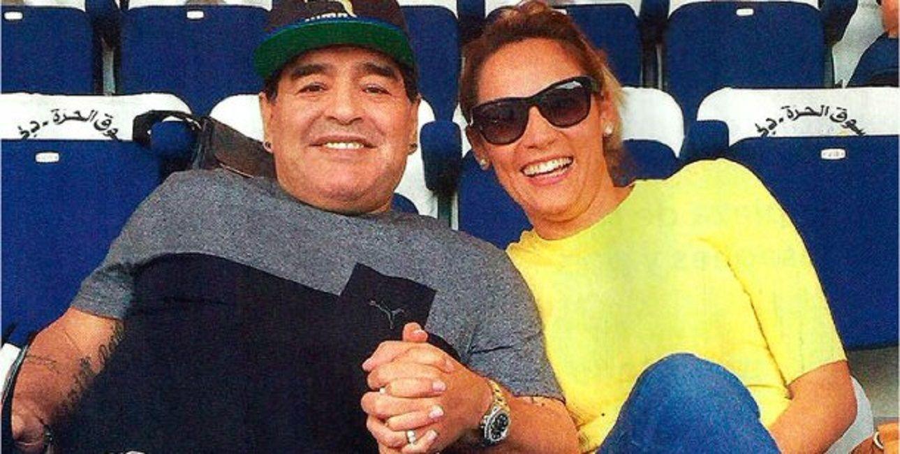Vida de lujo de Diego Maradona y Rocío Oliva: En Dubai estamos como queremos