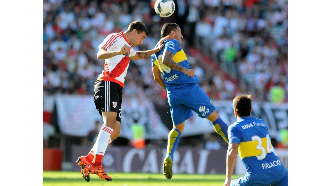 Las fotos del empate entre Boca y River en el Monumental