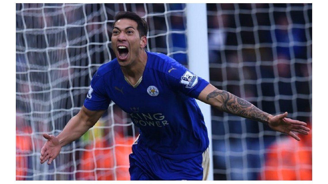 El gol de un argentino que provocó un sismo en Leicester