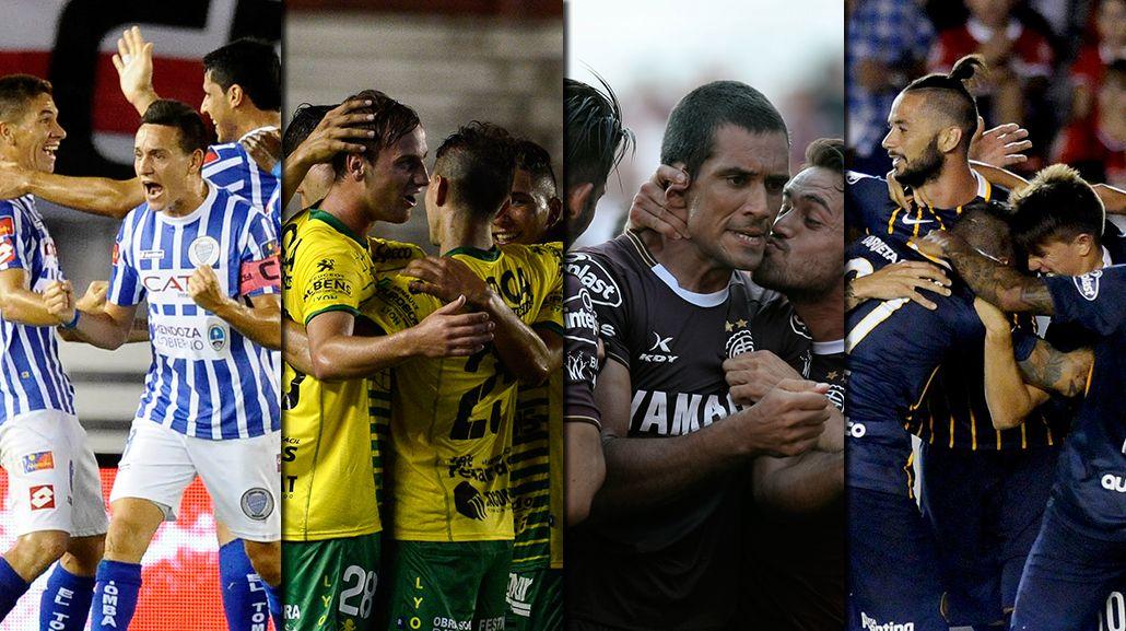 ¿Y los grandes? Mirá los equipos que jugarían hoy la Libertadores 2017