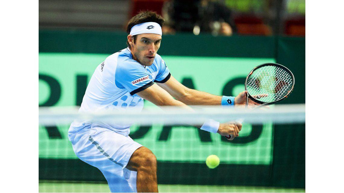 Copa Davis: la Argentina derrotó a Polonia y pasó a los cuartos de final