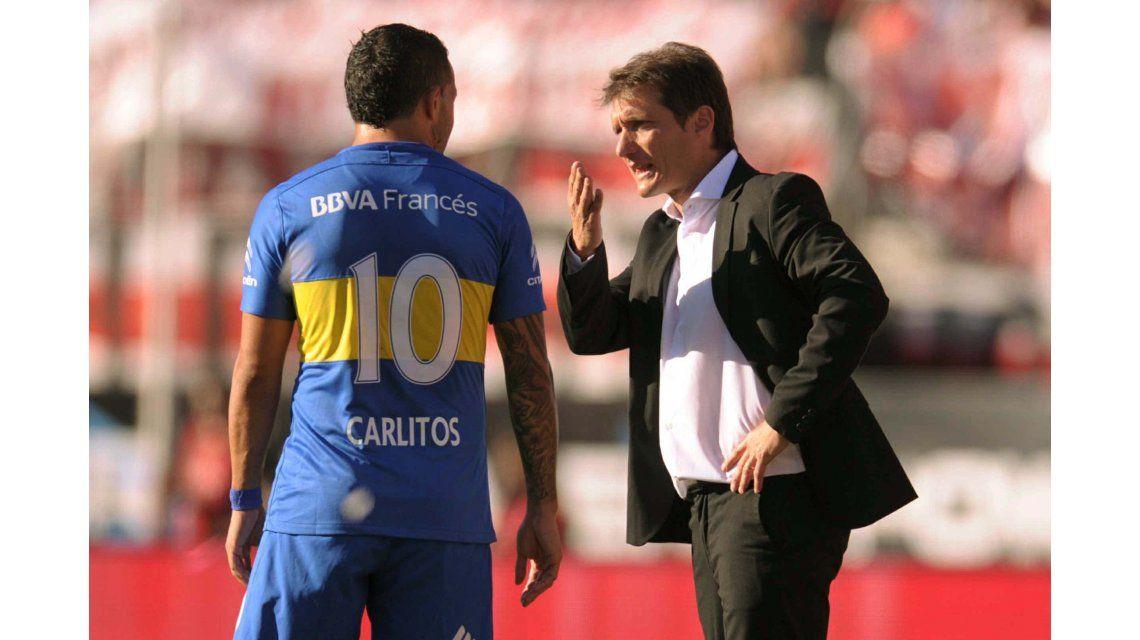 ¿Lo cuidan? Carlos Tevez podría descansar y no viajaría a Bolivia