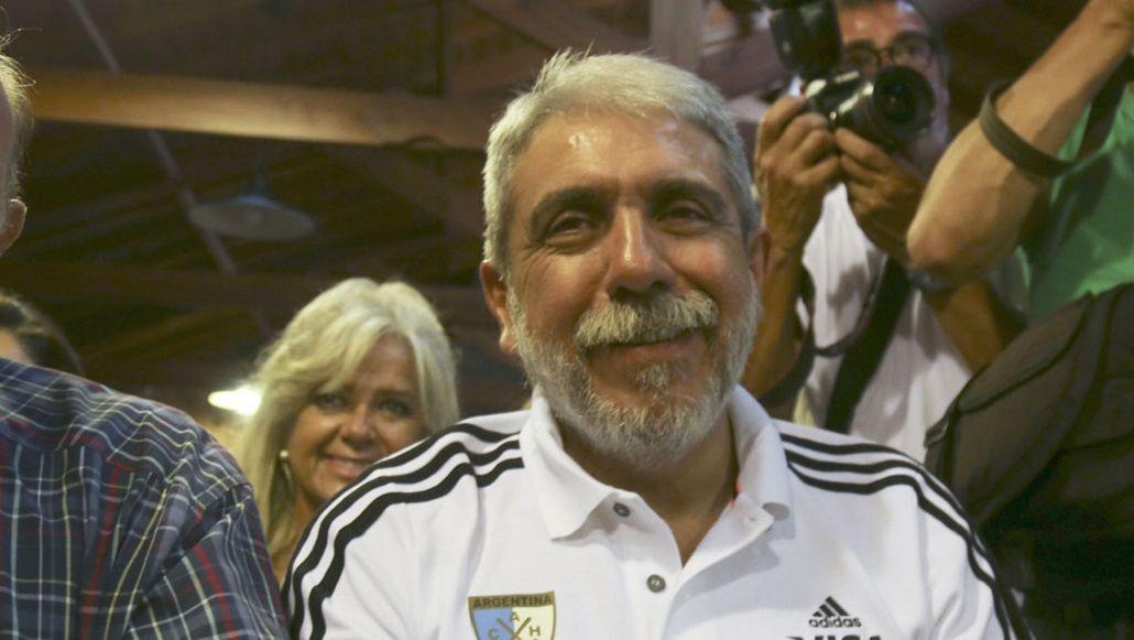 Aníbal Fernández habló por Radio 10