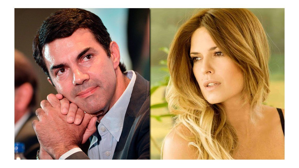 Juan Manuel Urtubey e Isabel Macedo, muy enamorados: Seguro nos casamos