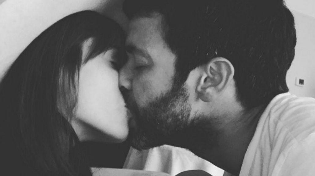 El saludo especial de Mariano Martínez a Lali Espósito: Feliz día de la mujer, mi amor