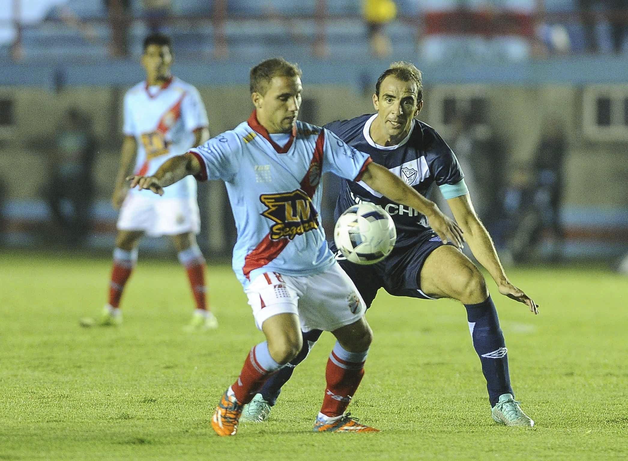 Vélez no pudo ante Arsenal en Sarandí