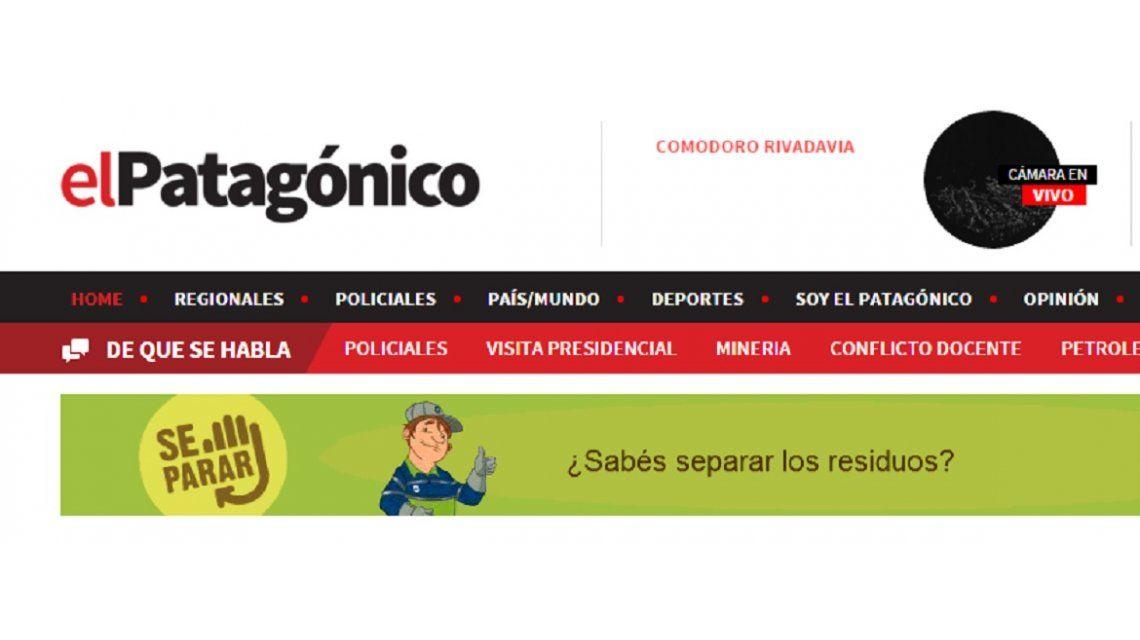 Comunicado de Indalo Media sobre el conflicto con El Patagónico