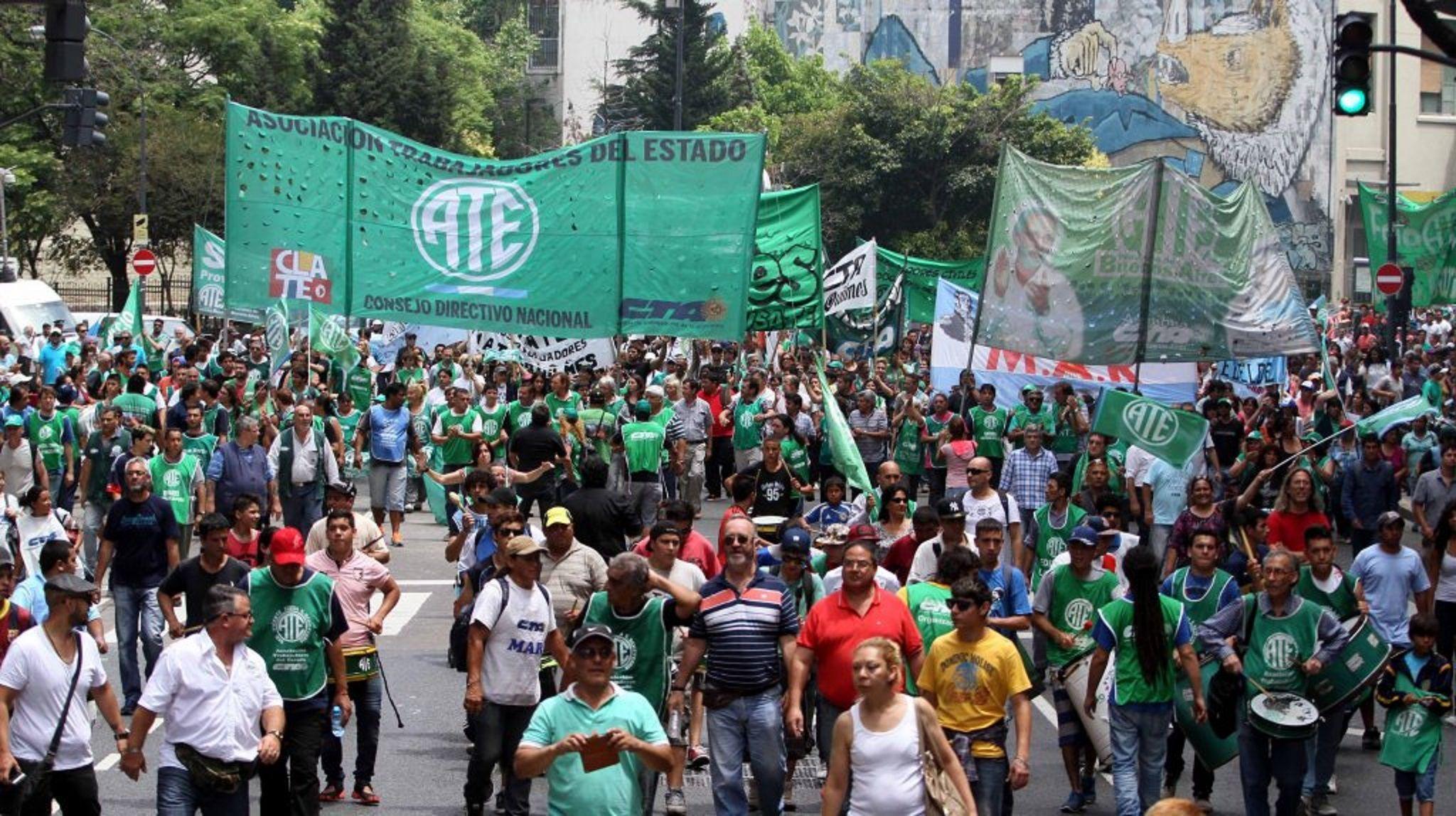 Los empleados públicos representan sólo el 18% de los ocupados de la Argentina