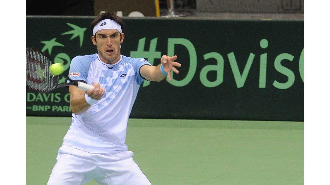 Los mejores momentos del triunfo de Argentina en la Copa Davis