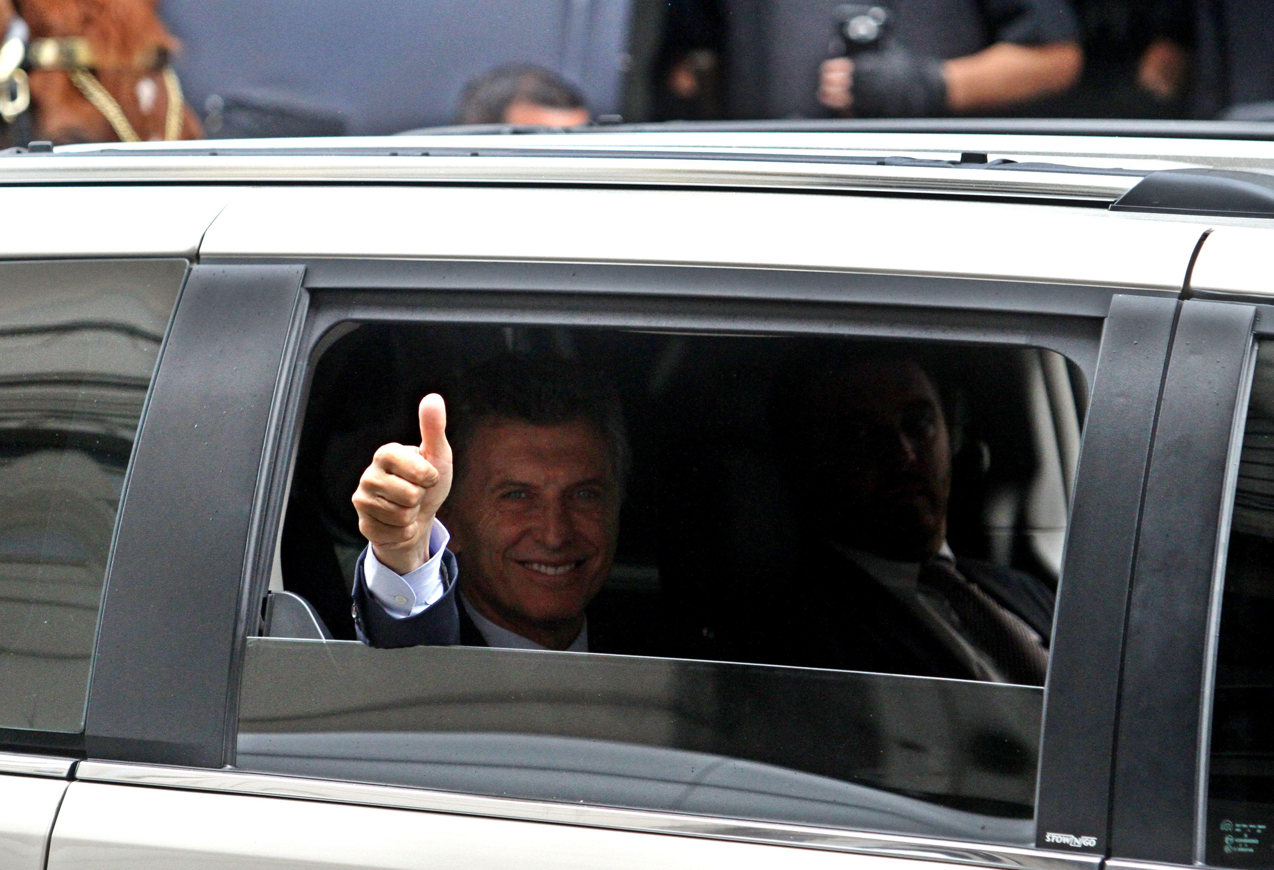 Intensa agenda de Mauricio Macri en la Patagonia
