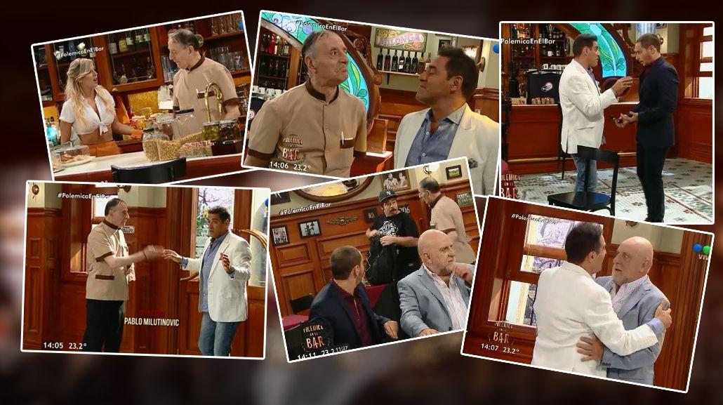 Así fue el gran regreso de Polémica en el bar a la televisión