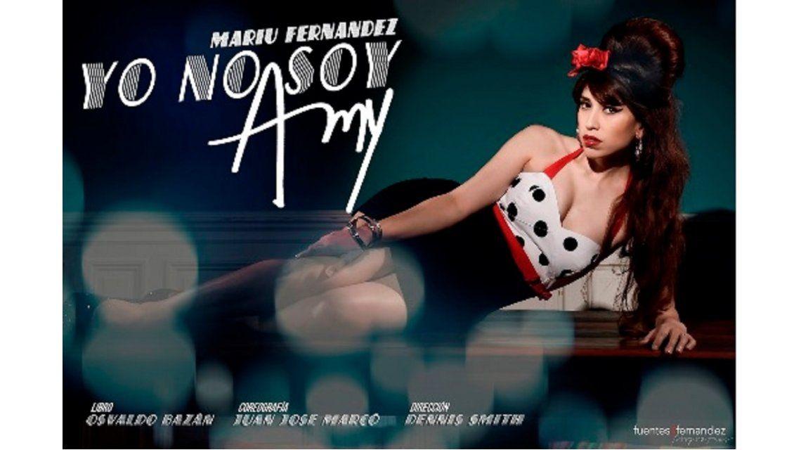 Como en Camden pero en Buenos Aires: Amy tiene su musical en calle Corrientes