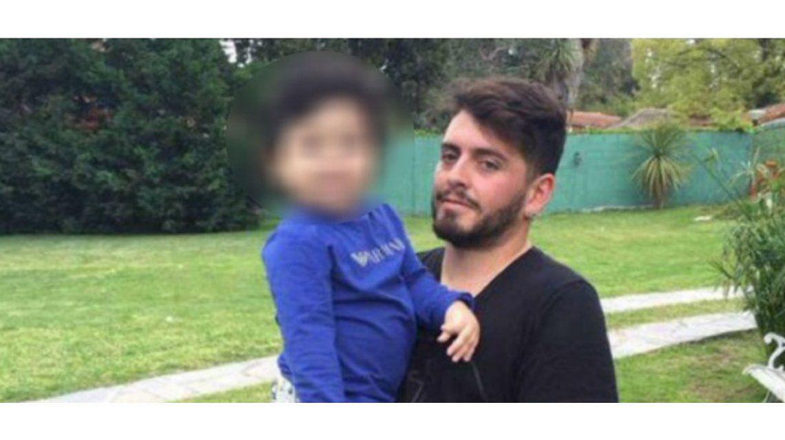 La historia detrás de la foto de Dieguito Fernando con Diego Junior: La teníamos sólo tres personas