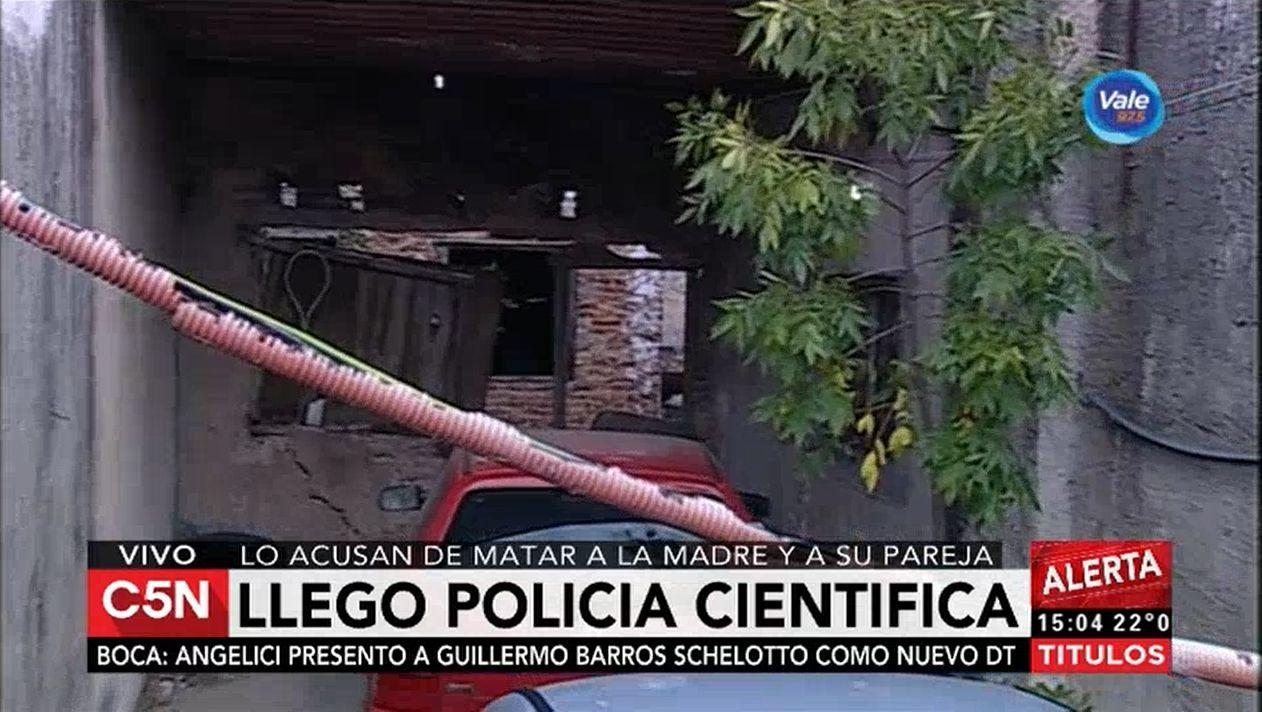 Horror en Berazategui: mató a la mamá, al padrastro y convivió con los cadáveres