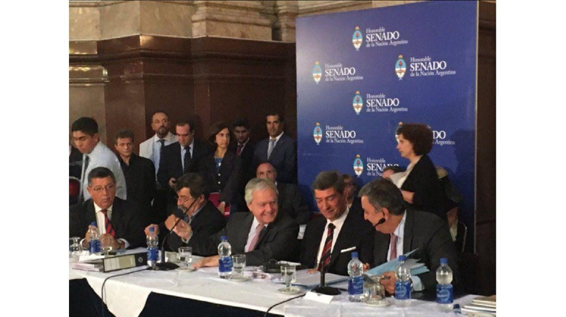 El Senado recibe a Rosatti y empieza a evaluar los nombramientos en la Corte