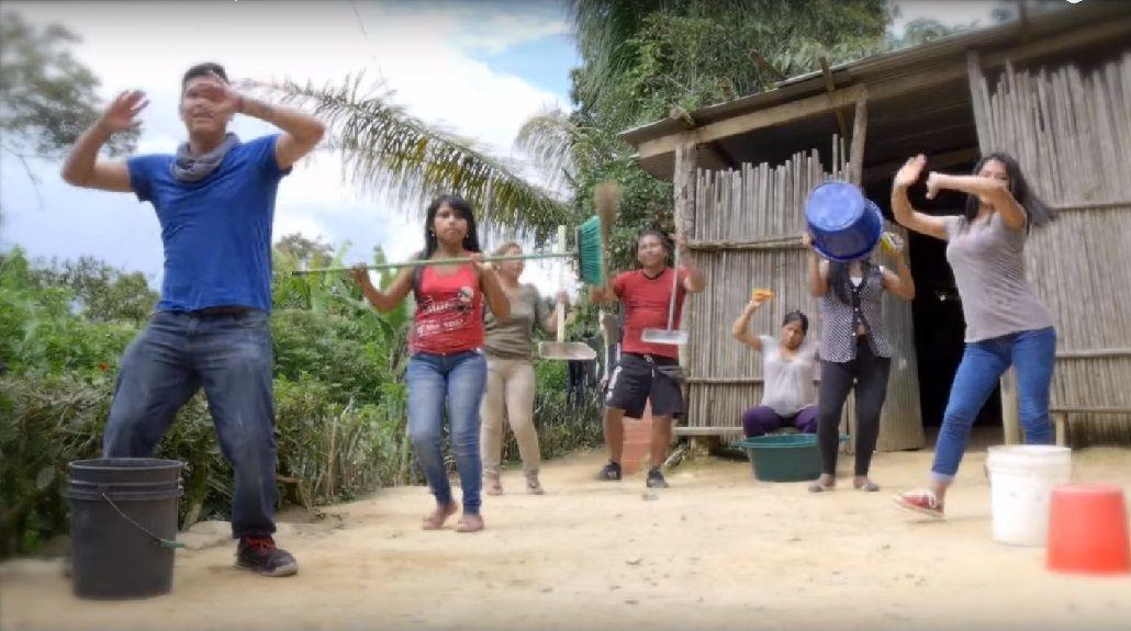 La cumbia del mosquito, la canción que busca frenar el dengue: escuchala