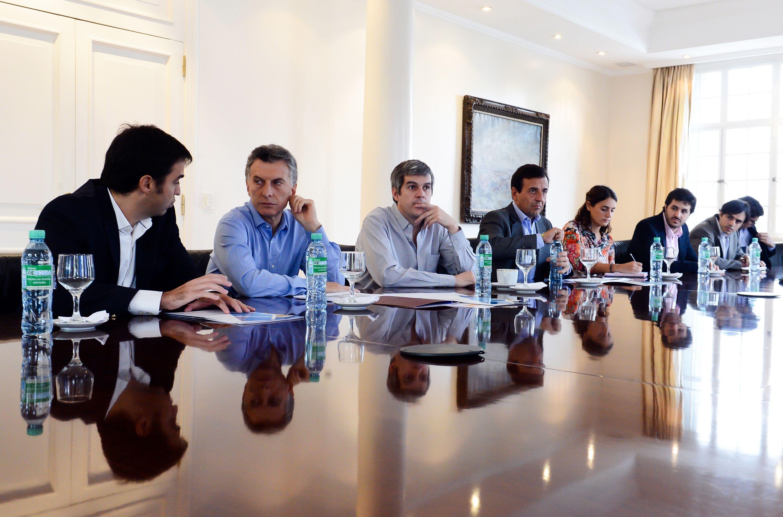 Macri encabezará una reunión de Gabinete en la Casa Rosada