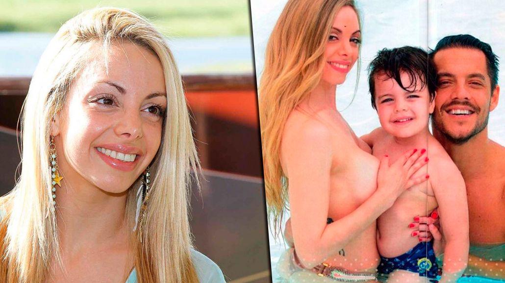 El descargo de Gisela Bernal por las críticas de sus fotos desnuda con su hijo Ian: Sé de quién viene