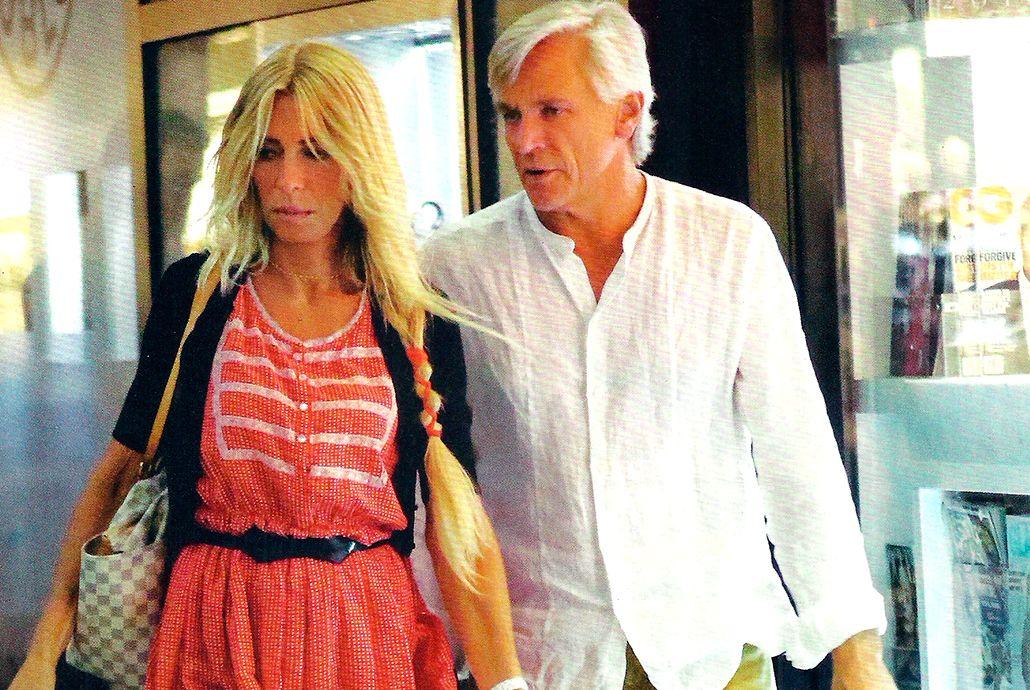 Cris Morena volvió a apostar al amor: paseo con su novio en Miami