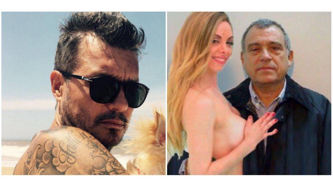 Marcelo Tinelli se mete en la actualidad: picante foto de Gisela Bernal con Jaime Stiuso