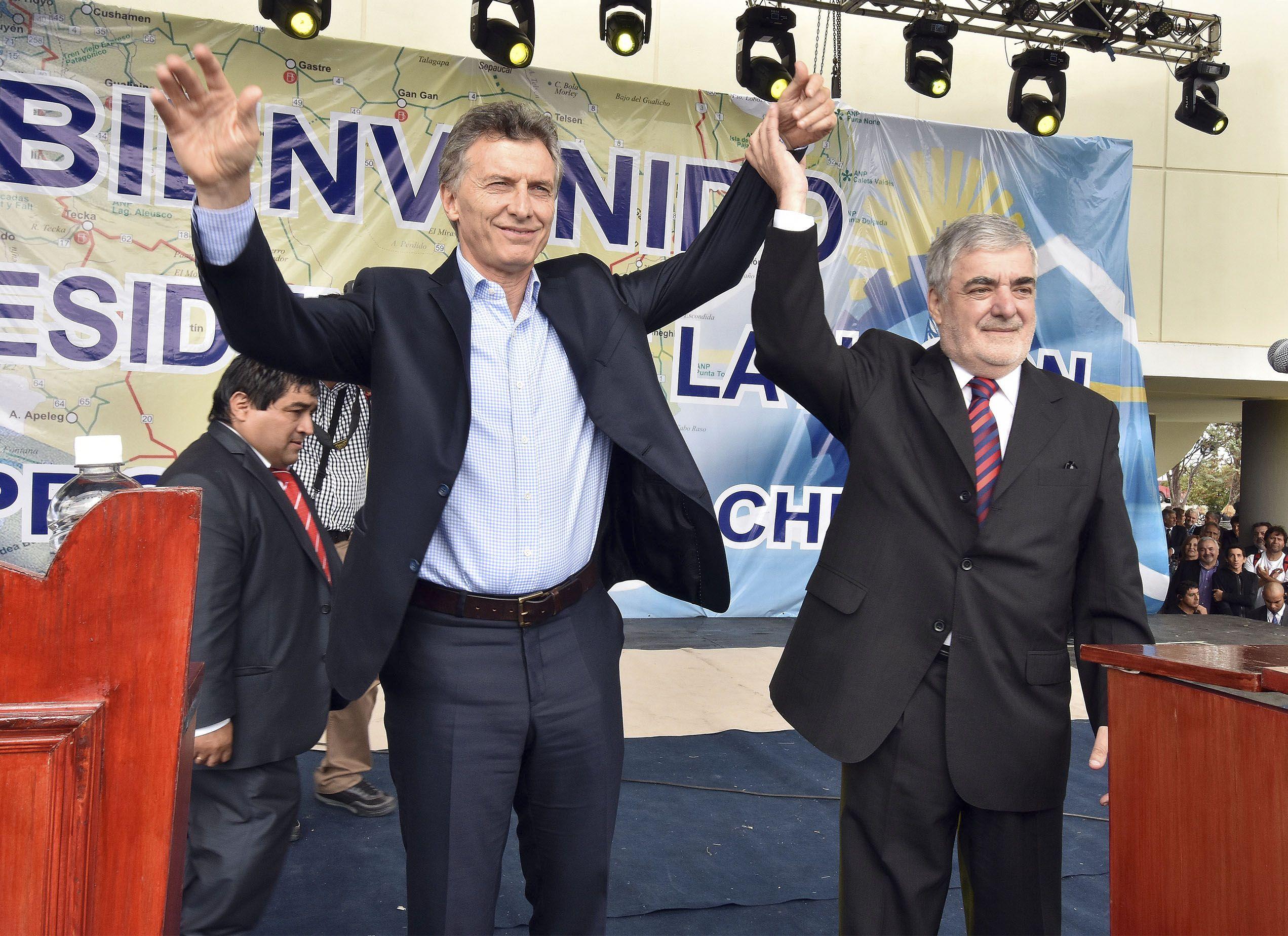 Mauricio Macri: Hemos disfrazado el desempleo en empleo público
