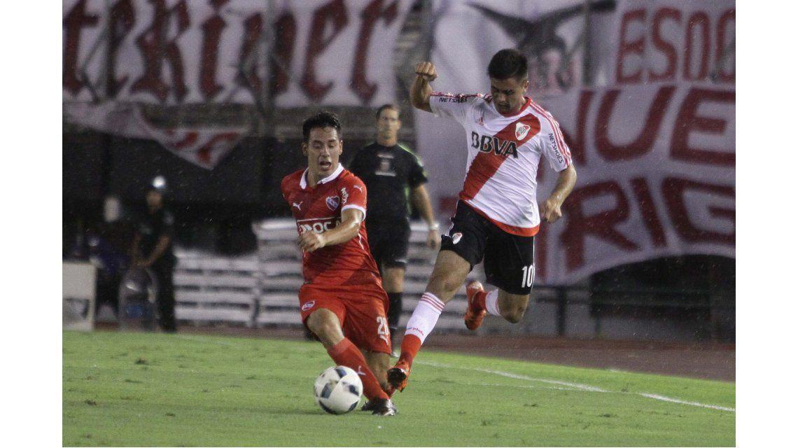 Las fotos del triunfo de River ante Independiente