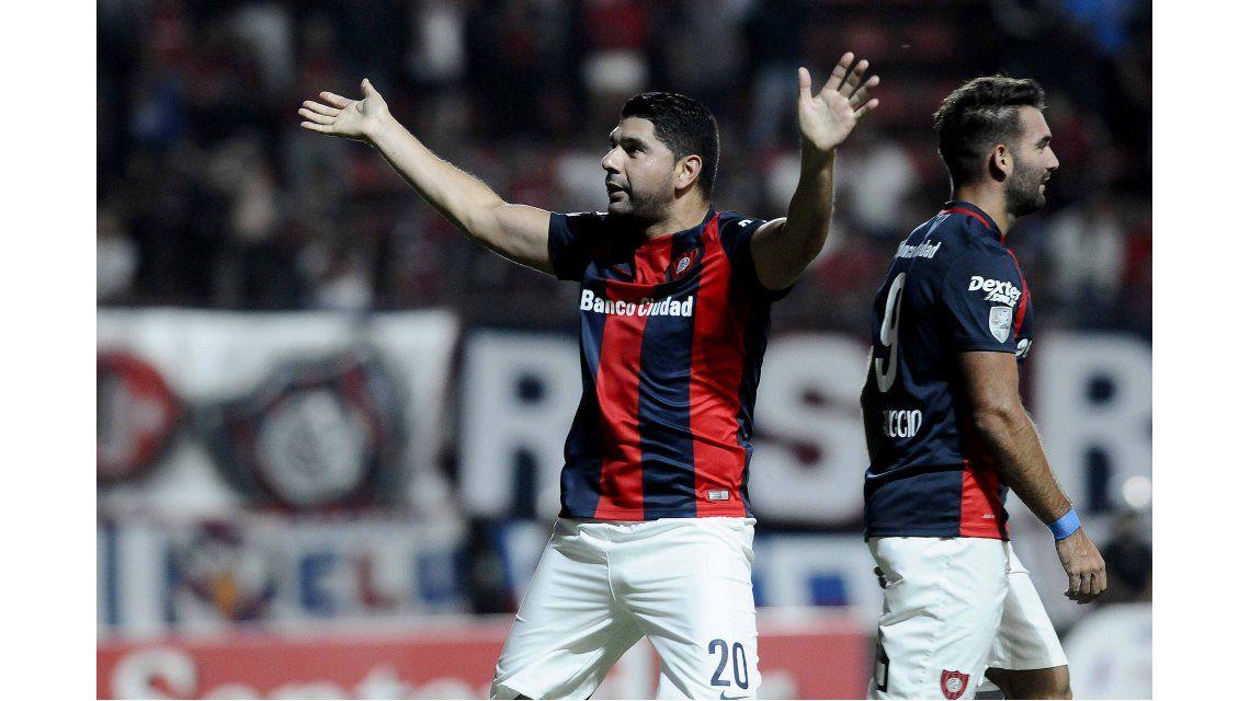 Las fotos del empate de San Lorenzo ante Toluca