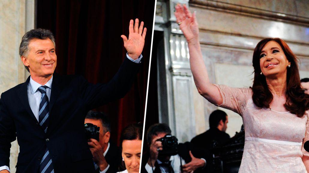 Las principales diferencias de la apertura de sesiones de Macri y Cristina