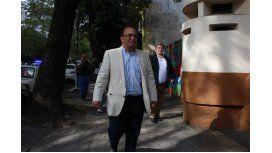 Asaltaron al intendente de Saladillo a una cuadra de la Casa de Gobierno provincial