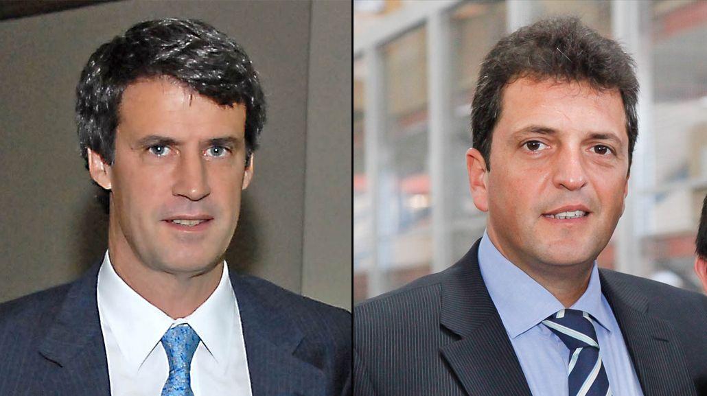 Prat Gay y Massa analizan la derogación de las leyes Cerrojo y de Pago Soberano