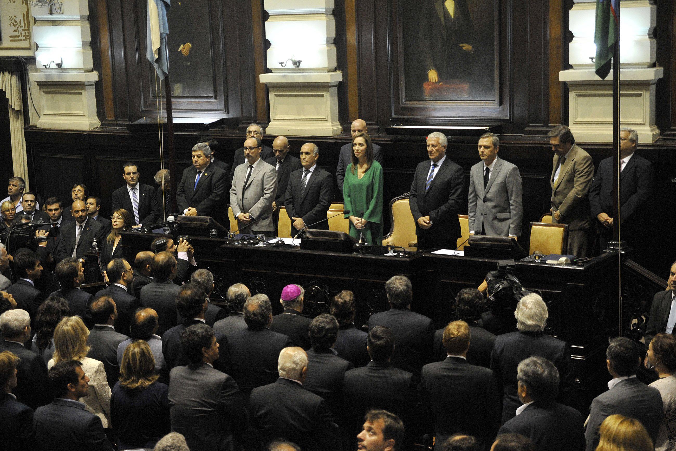 Vidal firmó decreto para que los funcionarios hagan públicas sus declaraciones juradas