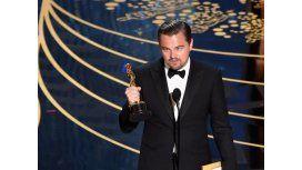 El más tuiteado: el Oscar de DiCaprio desbancó a la selfie de Ellen
