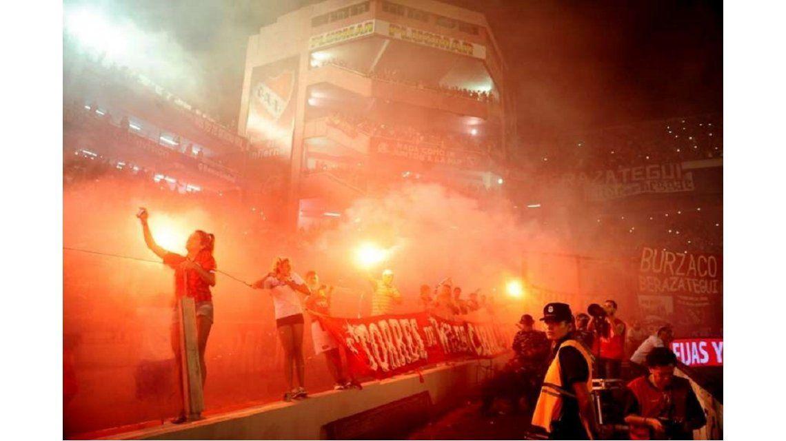 La Provincia sancionó a Independiente y sólo podrán asistir socios al próximo partido como local