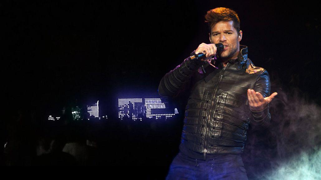 Ni Ricky Martín se salvó de los cortes de luz en la Argentina: el apagón en su show en Mendoza
