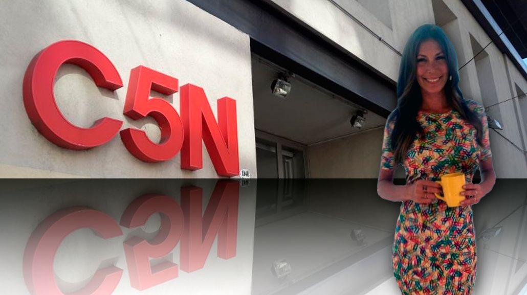 Celina Rucci desembarca en C5N: Espero que la gente se sume