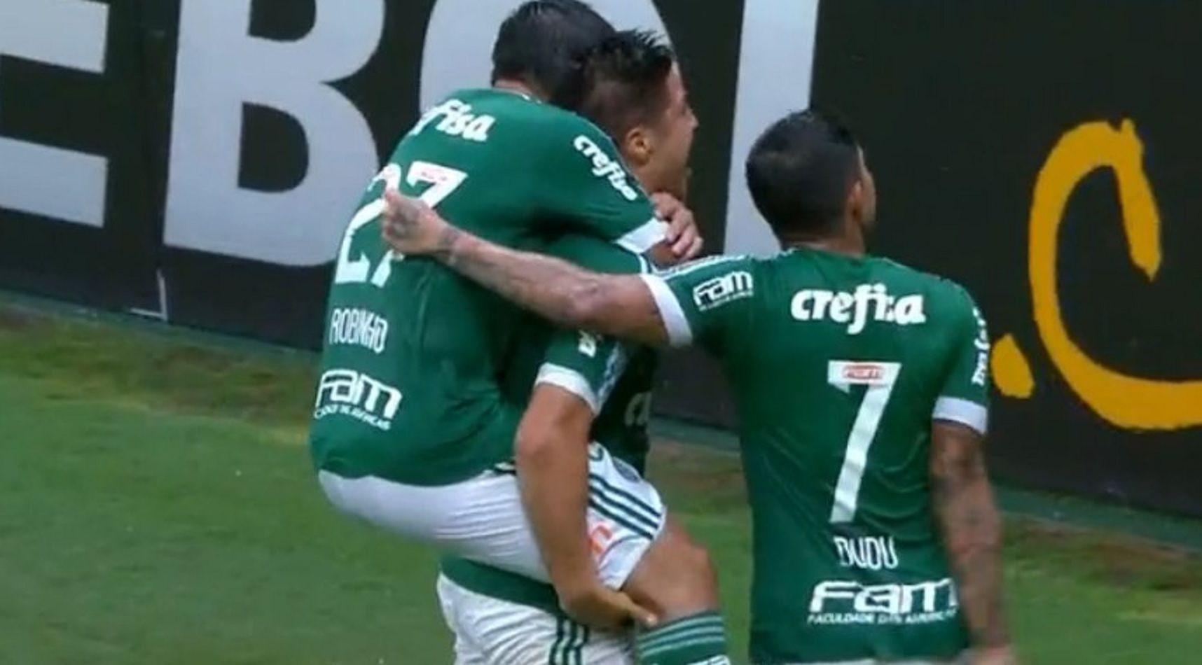 Rosario Central falló un penal y terminó cayendo con Palmeiras en Brasil