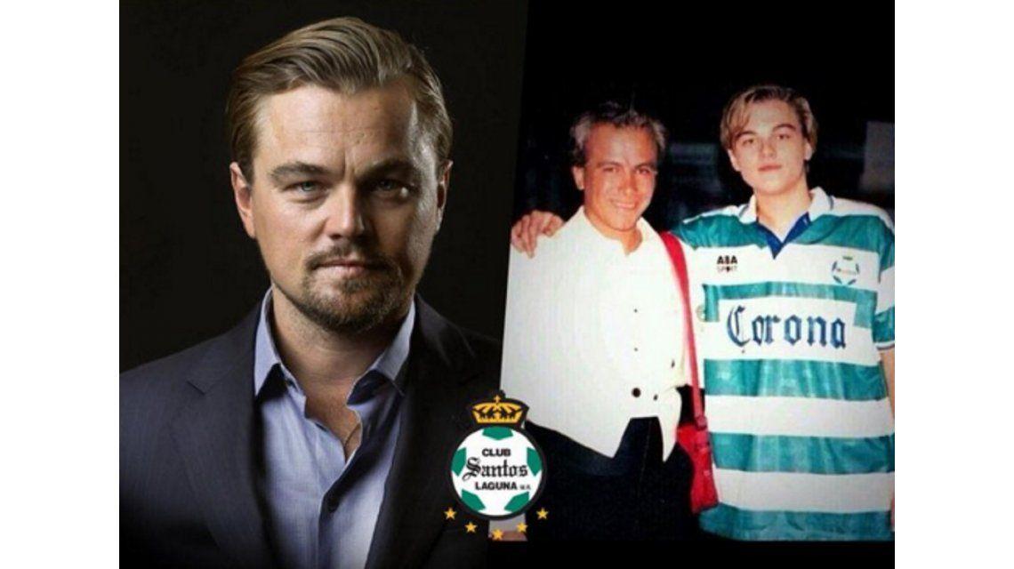 Insólito: un club de fútbol se adjudicó el Oscar de Leonardo Di Caprio