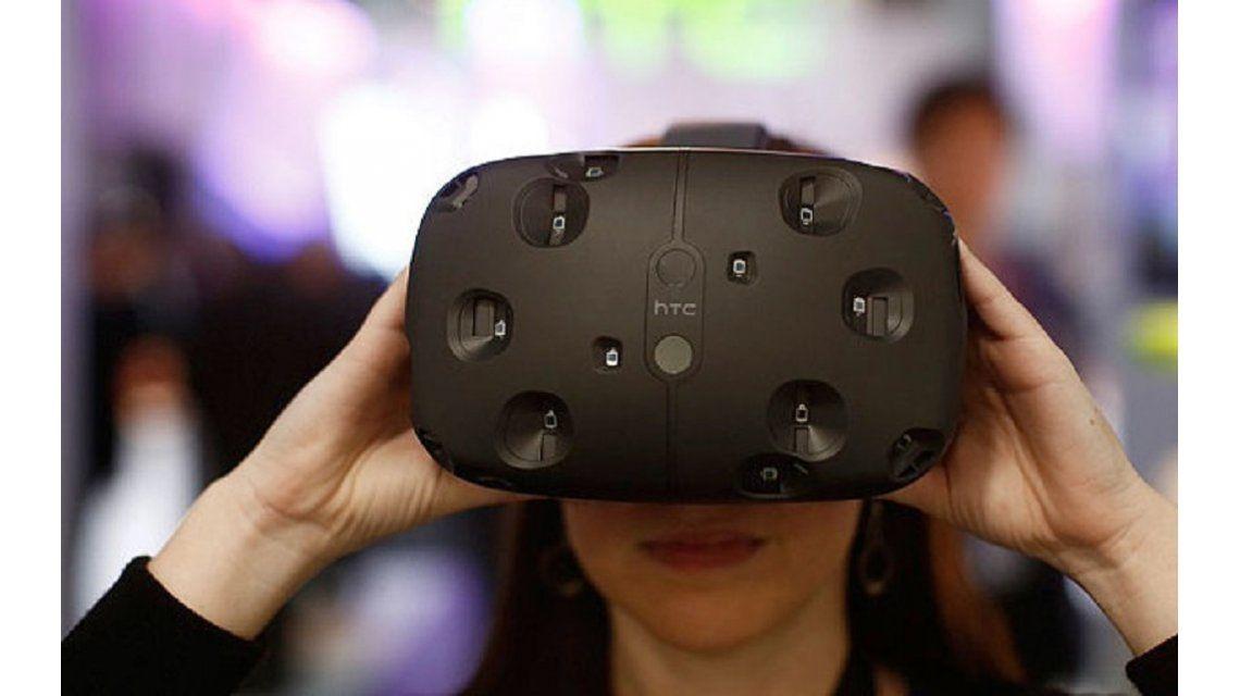¿La realidad virtual es la próxima revolución? Vendieron 15 mil HTC Vive en 10 minutos