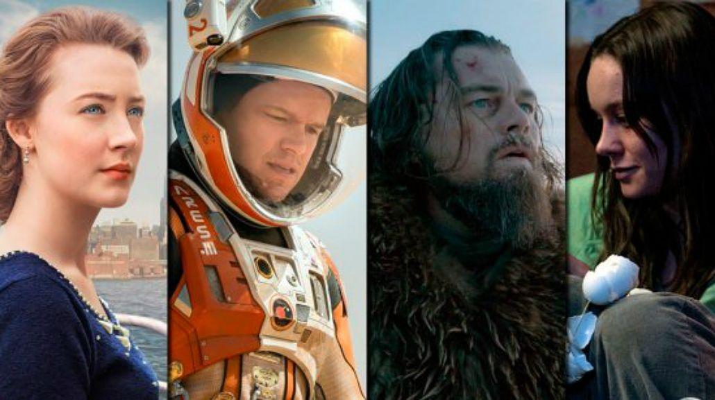 La noche más importante para el cine mundial: mirá la lista de nominados a los Oscar