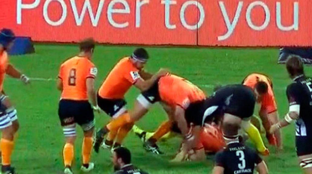 Histórico: los Jaguares debutaron con una agónica victoria en el Super Rugby