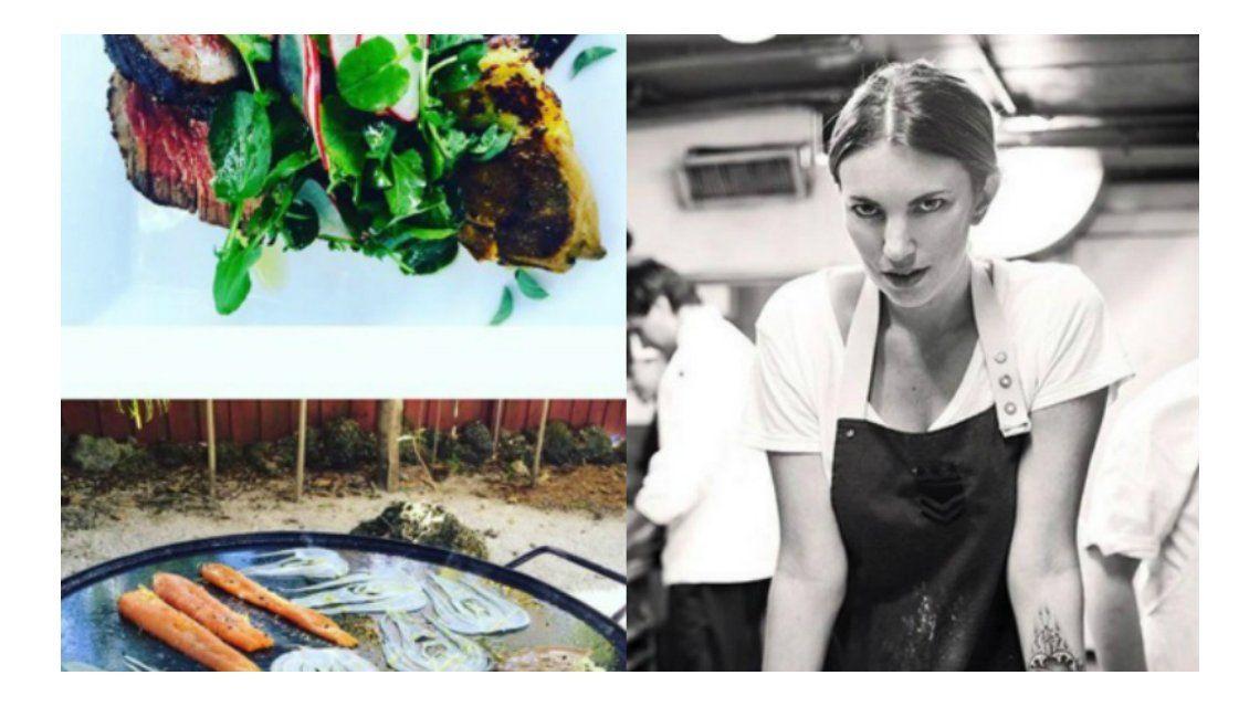 La nueva vida de Deborah De Corral: de modelo top a destacada chef