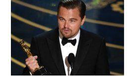 La quinta fue la vencida: Di Caprio finalmente se llevó el Oscar a mejor actor