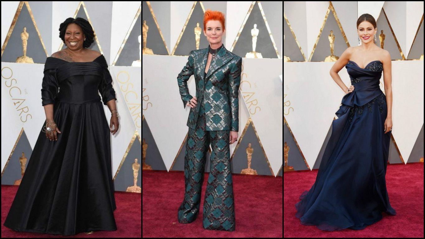 #Notelopongas Mirá los desastres de la moda en los Oscar