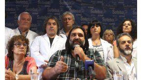 Baradel denunció a Macri por sus dichos ante el Congreso