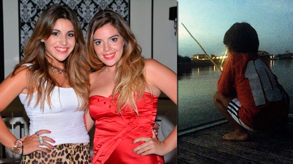 Dalma y Gianinna Maradona, encendidas en Twitter, desafían a la Justicia