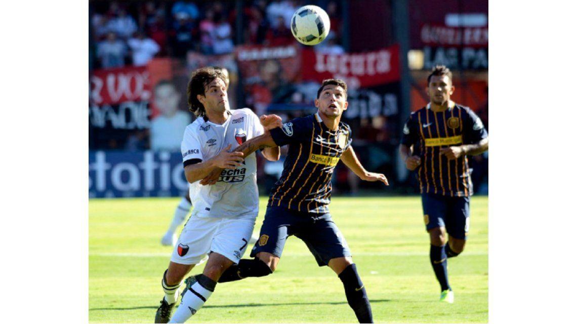Imparable: Central goleó a Colón, mantiene el invicto y es único puntero